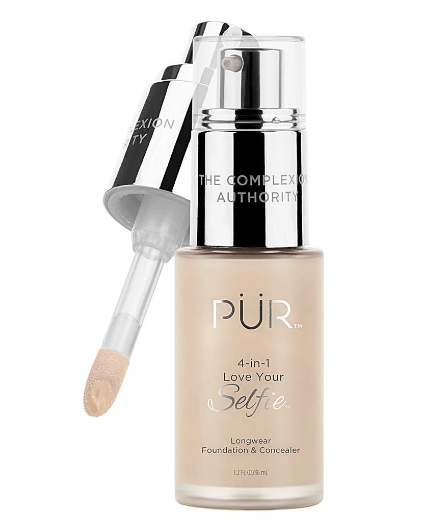 Pur Pur Love Your Selfie Foundation MG2