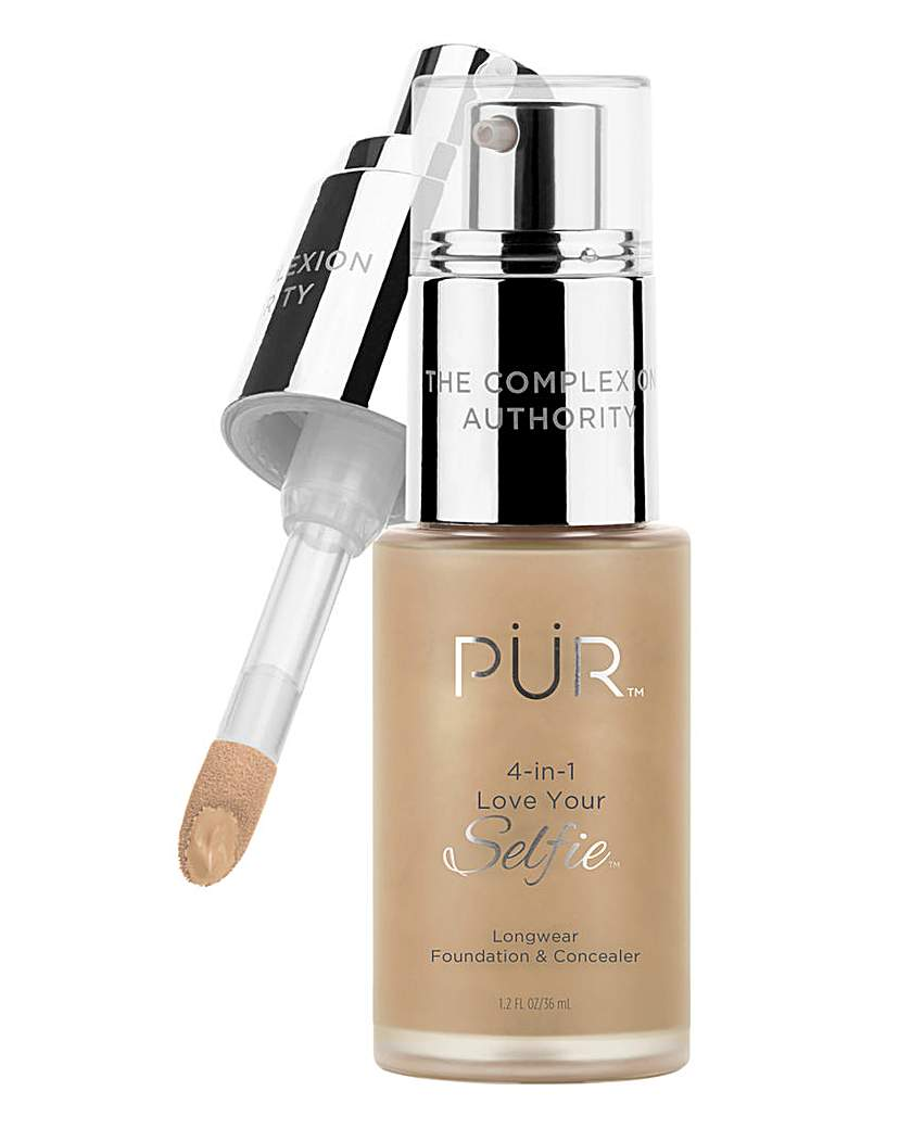 Pur Pur Love Your Selfie Foundation TG3