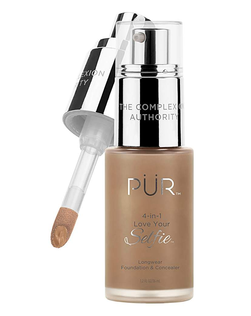 Pur Pur Love Your Selfie Foundation DN2