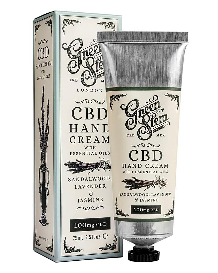 Green Stem Green Stem CBD Hand Cream