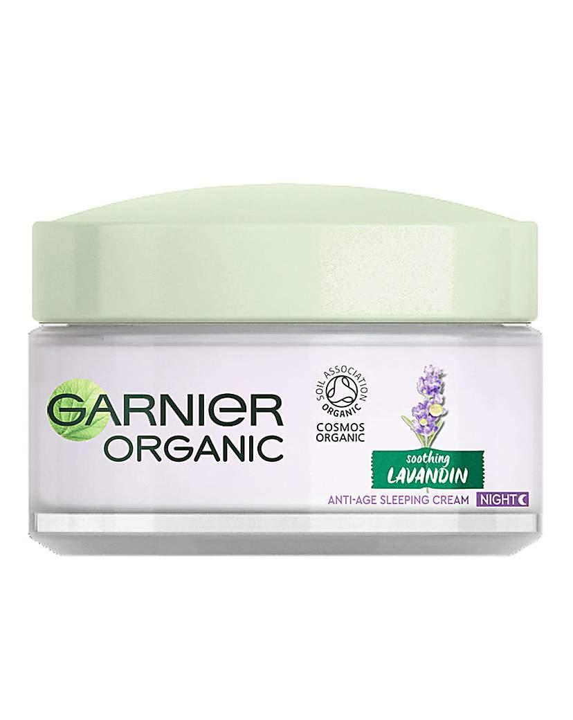 Garnier Garnier Organic Anti-Age Sleeping Cream