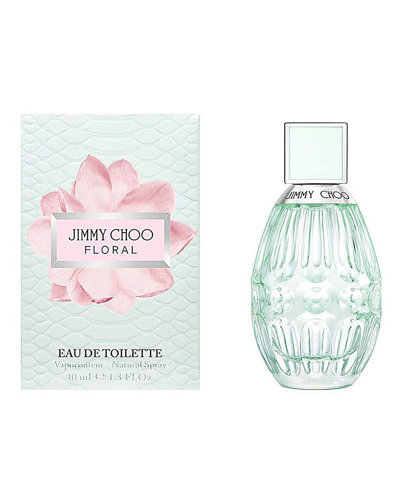 Jimmy Choo Jimmy Choo Floral 40ml EDT