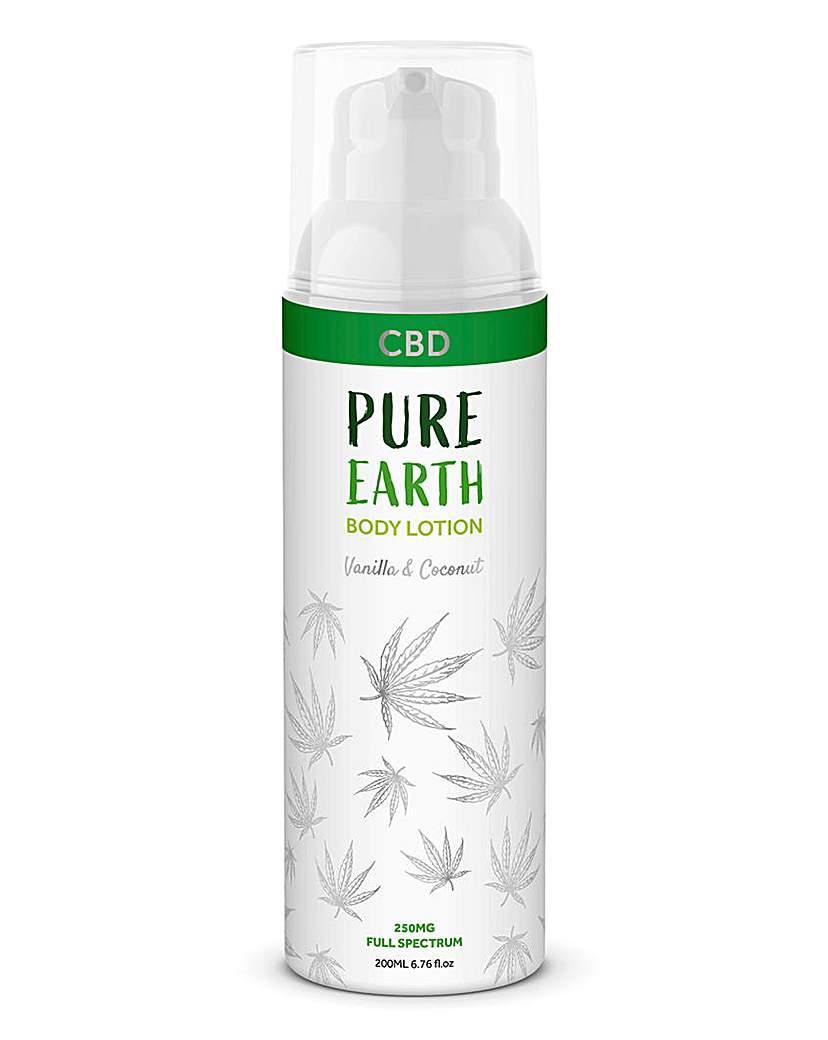Pure Earth Pure Earth CBD Body Lotion