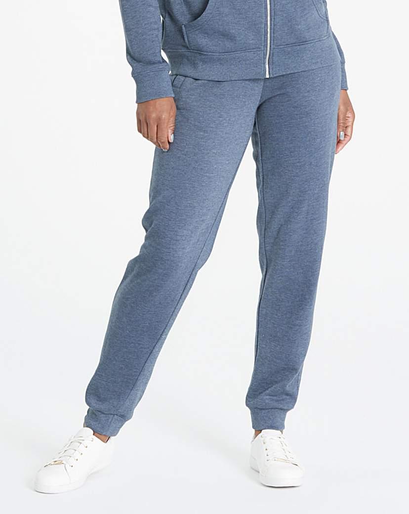 Denim Blue Essential Joggers