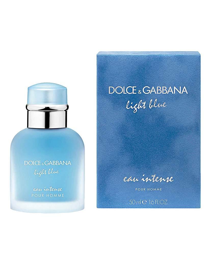 D&G Light Blue Intense Pour Homme