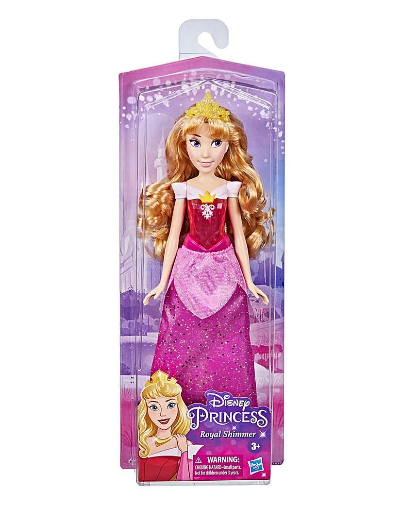 disney princess shimmer doll - aurora