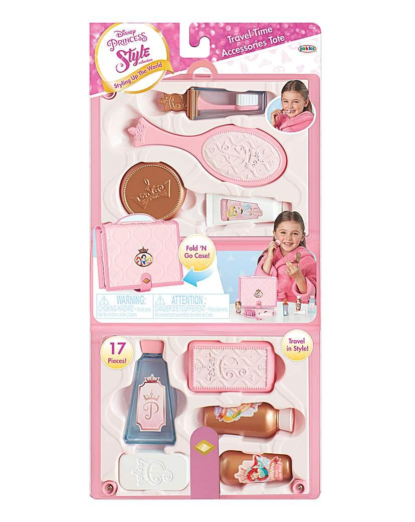 disney princess travel accessories tote