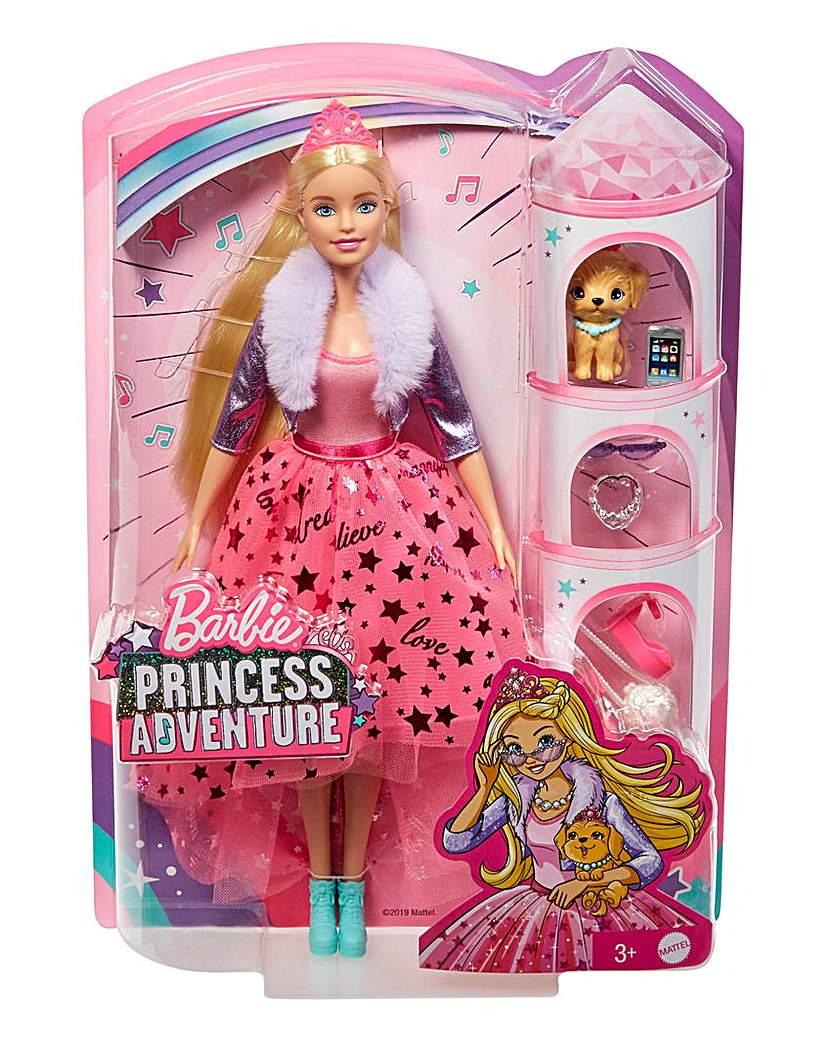 Barbie Princess Adventure Deluxe Doll