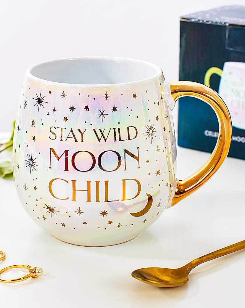 Sass & Belle Moon Child Mug