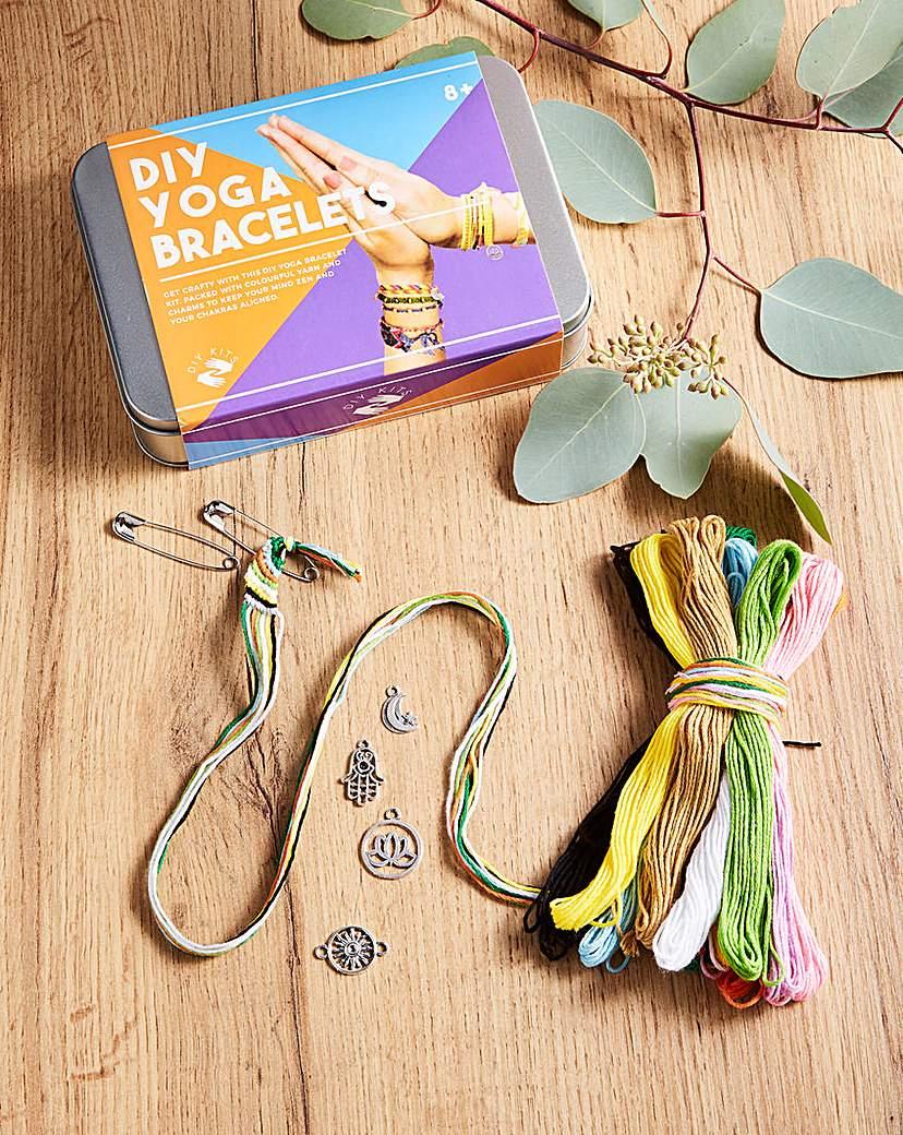 DIY Yoga Bracelets Kit