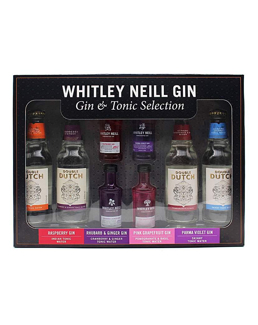 Whitley Neill Gin Mixologist