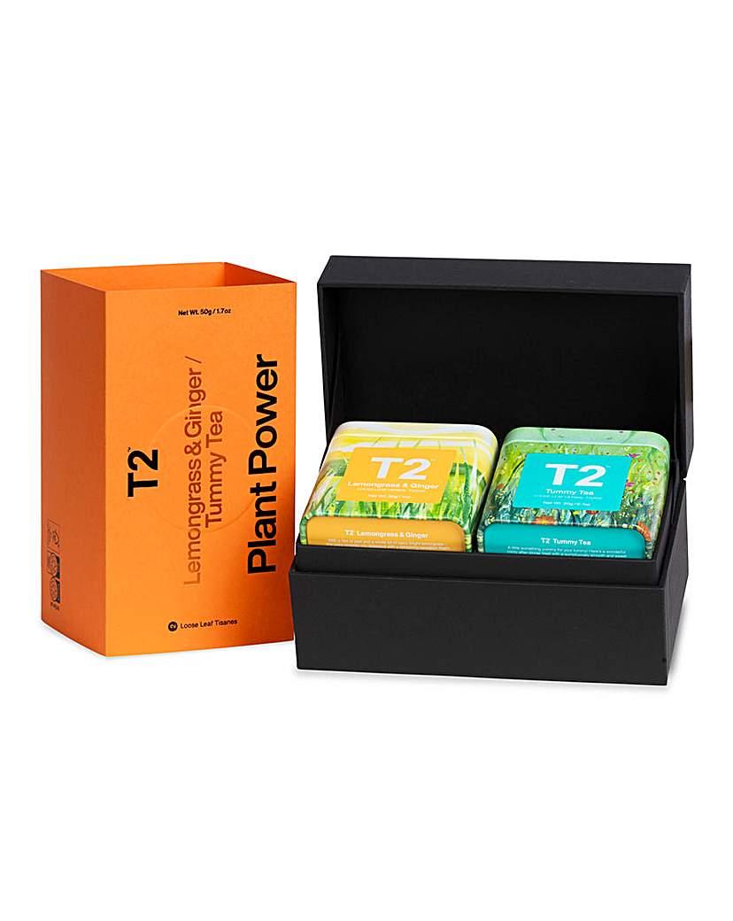 T2 Icon Duo Plant Power Tea