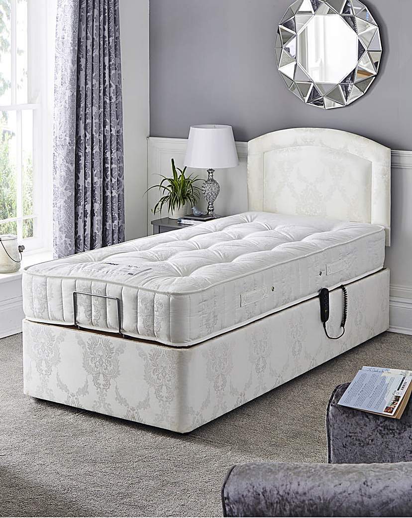 Image of Mi-Bed Ashley 800 Pocket Adjustable Bed