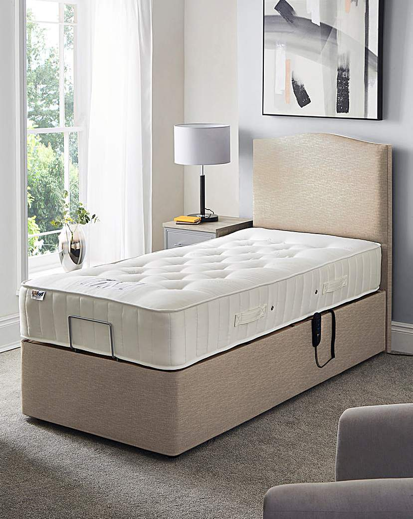 Image of Mi-Bed Lynton Latex 1200 Adjustable Bed