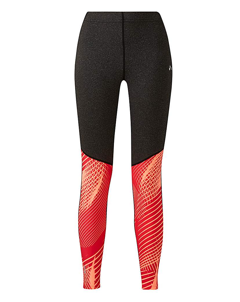 Only Play Only Play Emilia AOP Training Tights