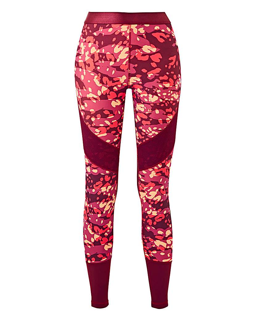 Only Play Only Play Saffron AOP Training Tights