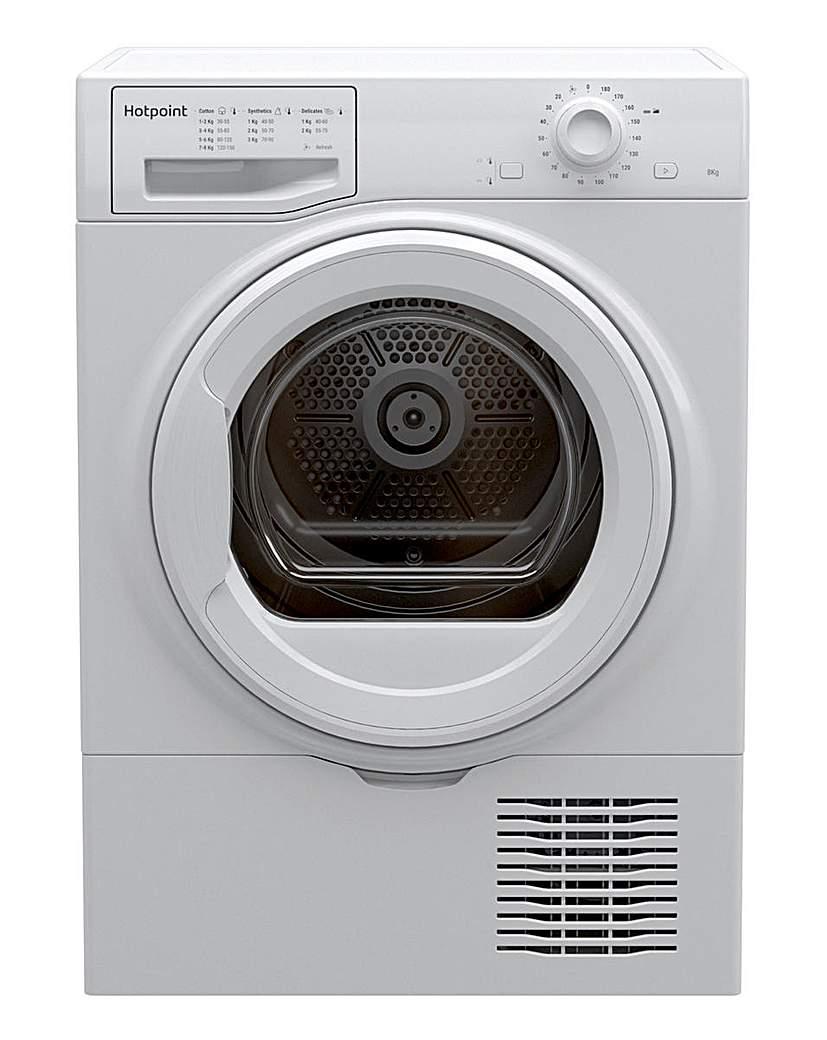 Hotpoint H2 D81W UK Tumble Dryer