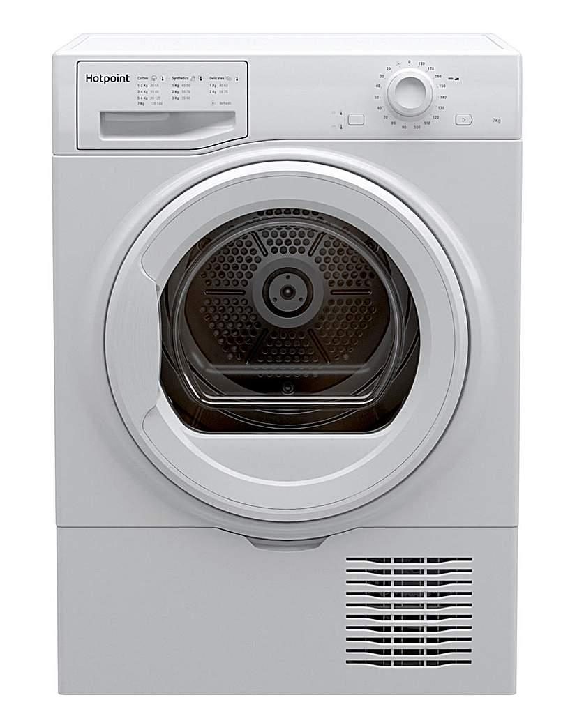 Hotpoint H2 D71W UK Tumble Dryer