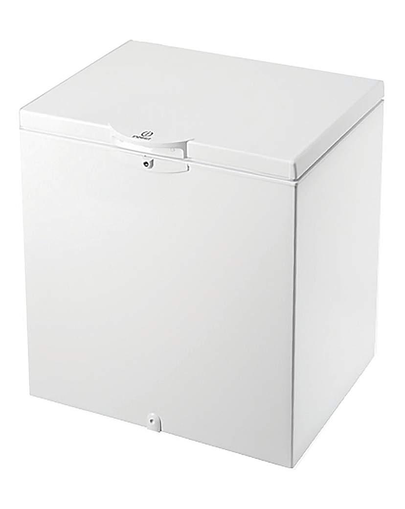 Indesit 1A 200 H 2.1 200L Chest Freezer