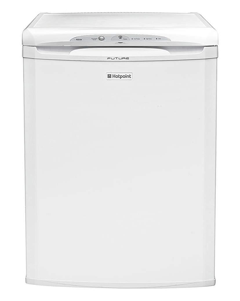 Hotpoint RZA36P 1 Under Counter Freezer