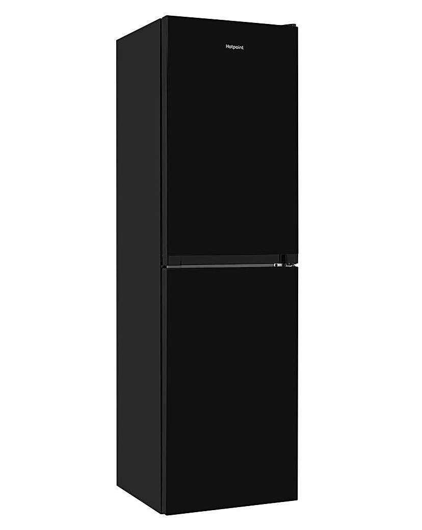 Hotpoint Black Fridge Freezer