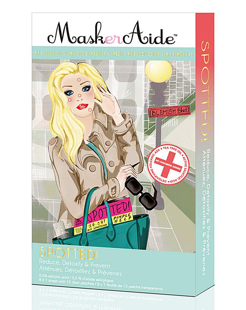 MaskerAide Spotted! Cleansing Dots