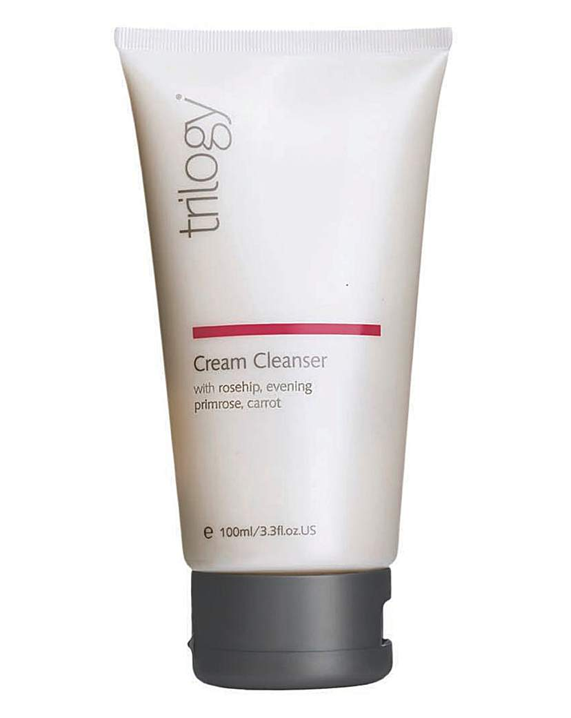 Trilogy Trilogy Cream Cleanser 100ml