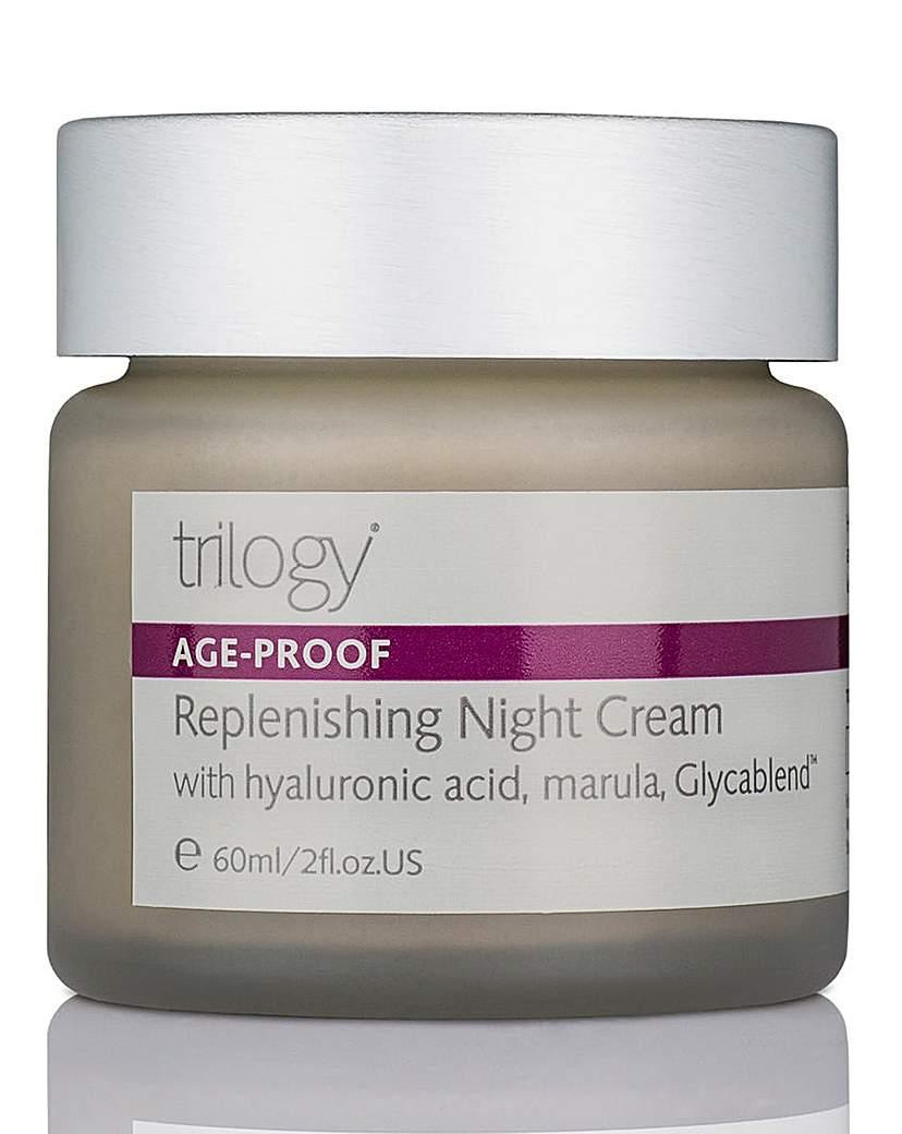 Trilogy Age Proof Night Cream