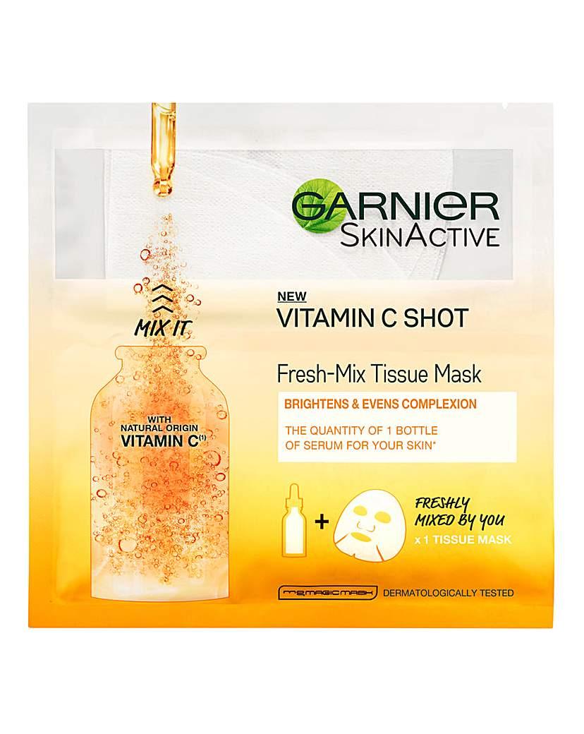 Garnier Garnier Fresh Mix Face Sheet Masks
