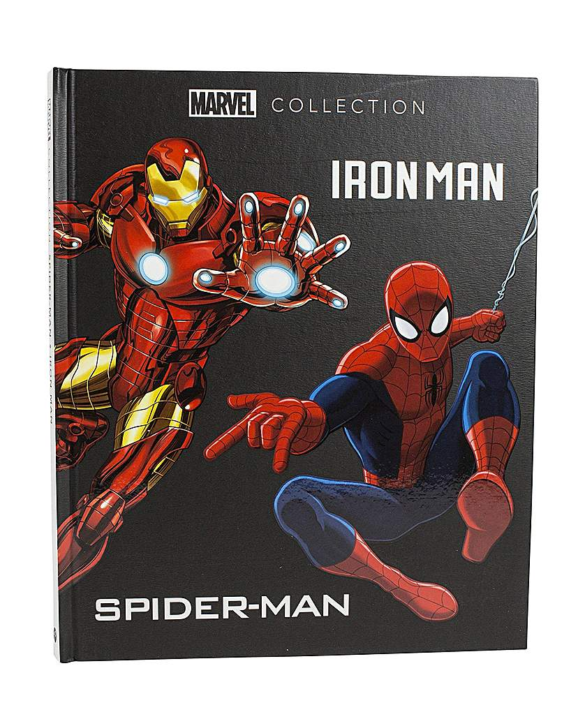 Image of Marvel Spider Man and Iron Man
