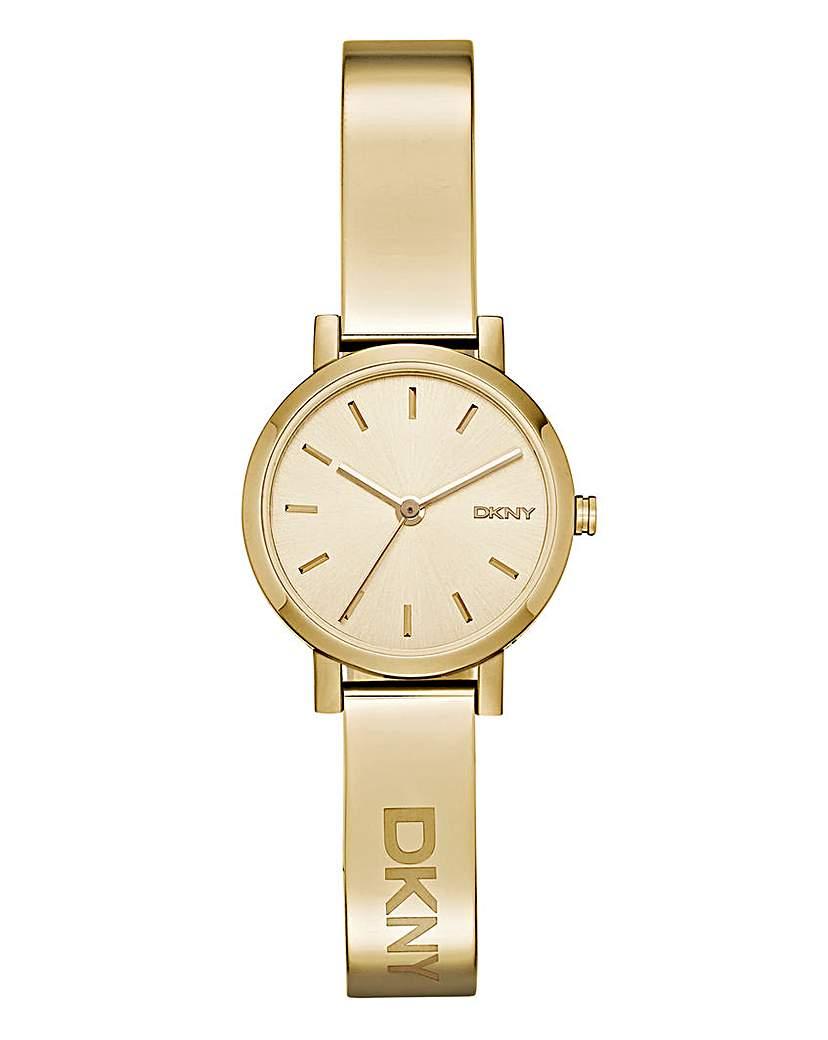 DKNY DKNY Ladies Soho Half Bangle Watch