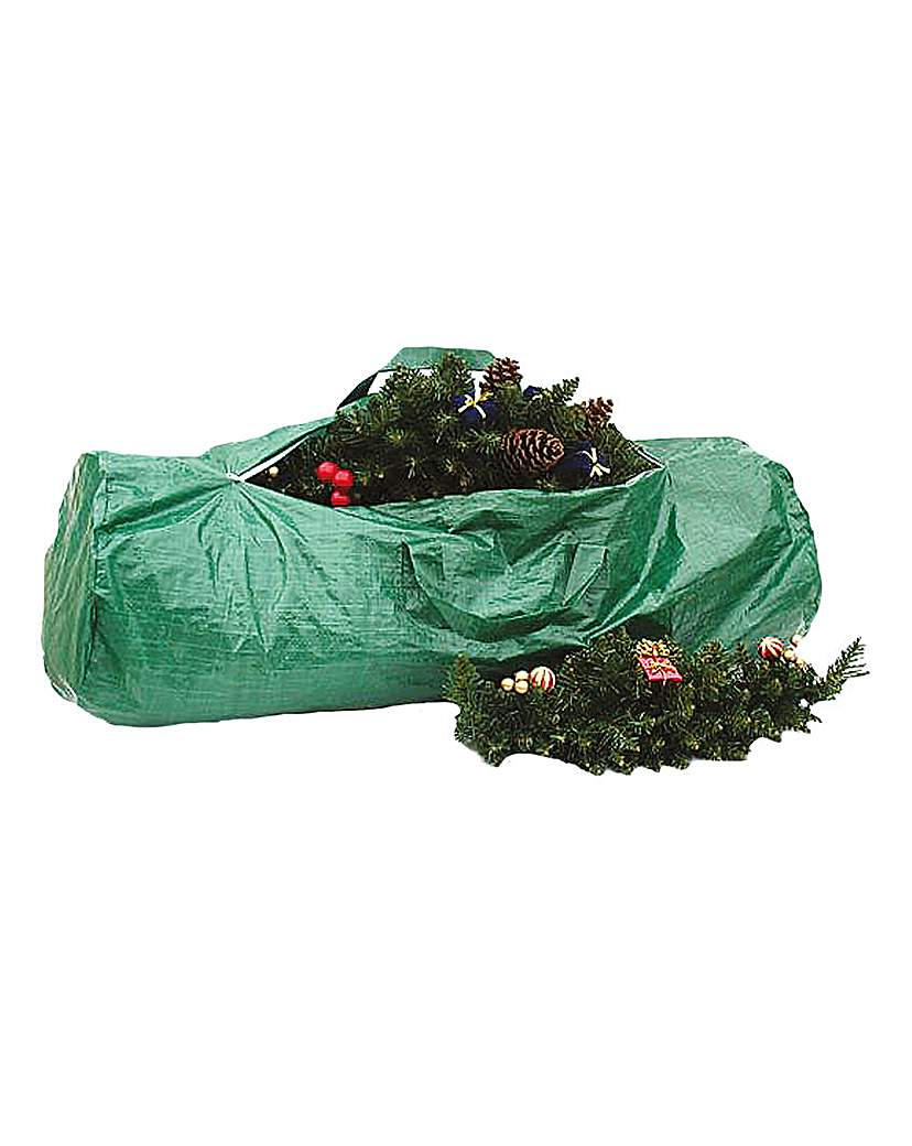 Image of 142x72cm Xmas Tree Storage Bag