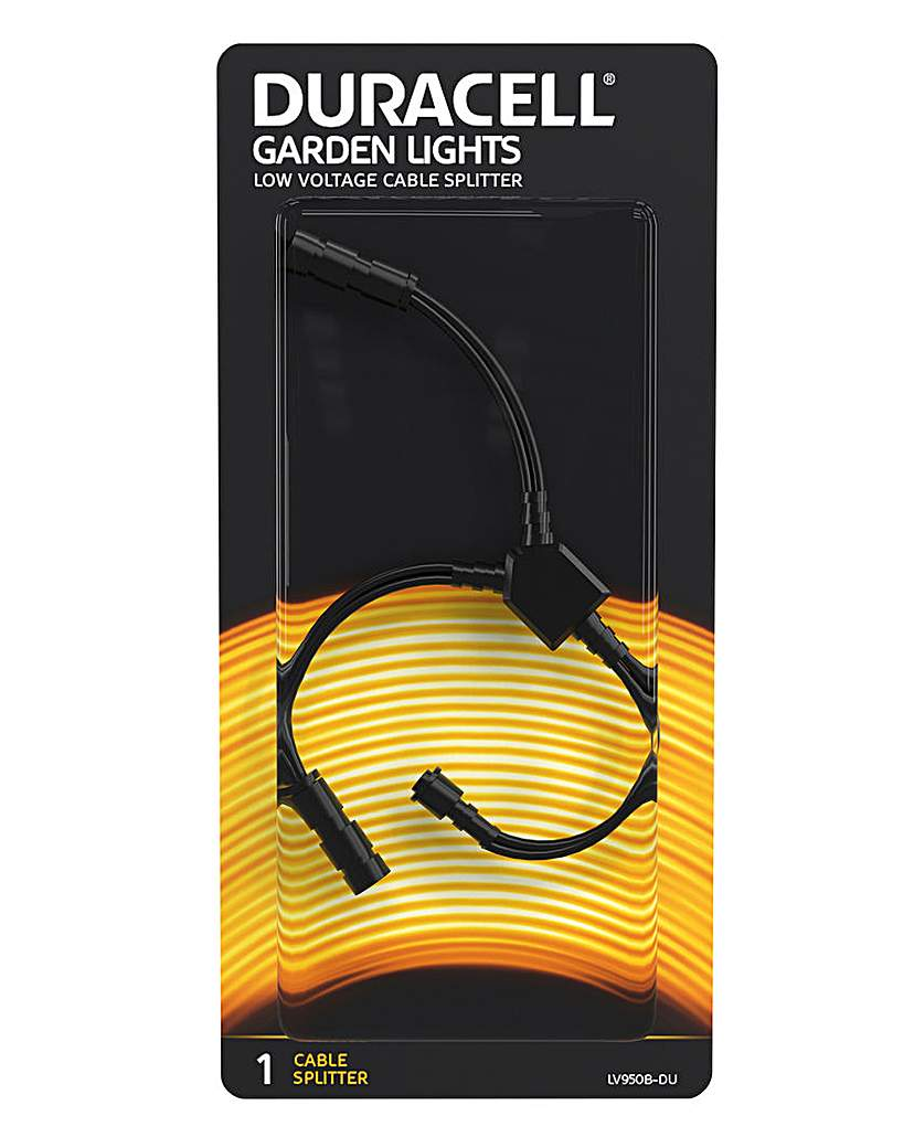 Image of Duracell Low Voltage Lighting Splitter C