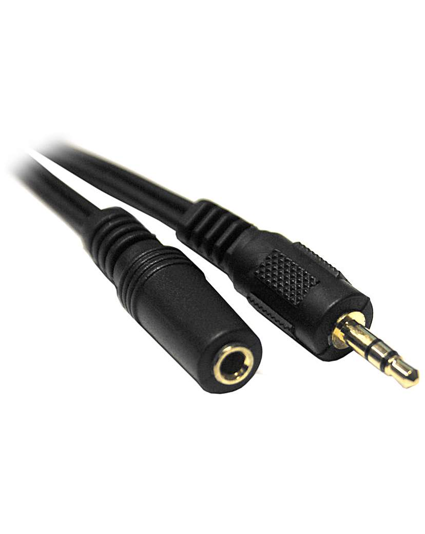 Image of 3.5mm Jack Male to Female Cable