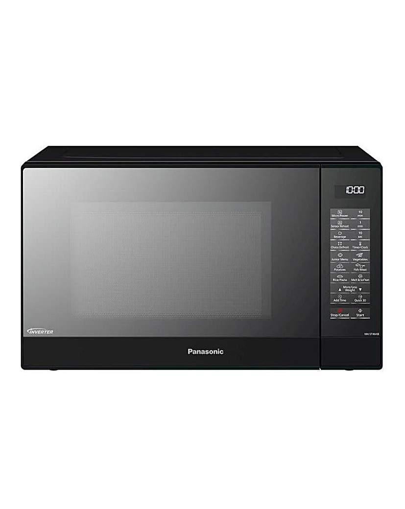 Panasonic NN-ST46KBBPQ 32L Microwave