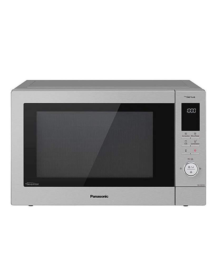 Panasonic NN-CD87KSBPQ 34L Microwave