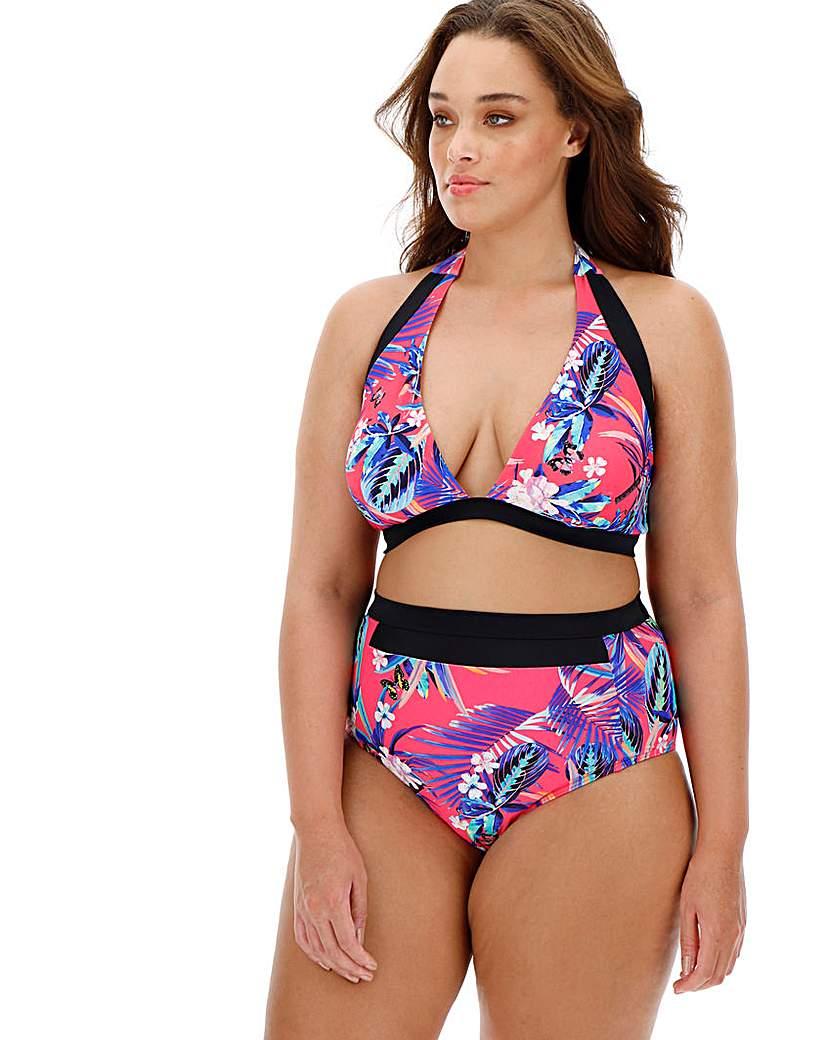 Simply Be Mix and Match Halterneck Bikini Top