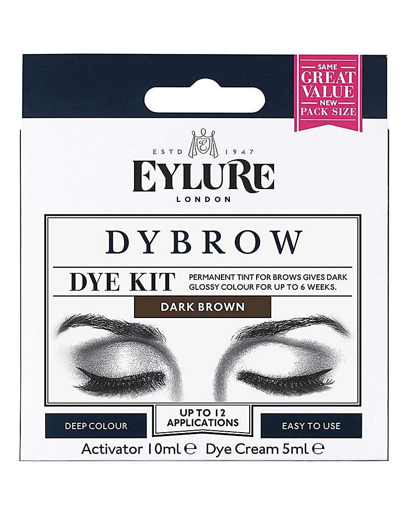 Eylure Eylure Dybrow Eye Brow Dye Kit - Brown