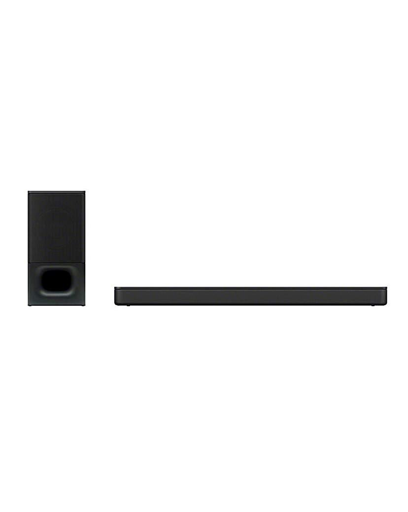 Sony 2.1 Sound Bar & Wireless Subwoofer