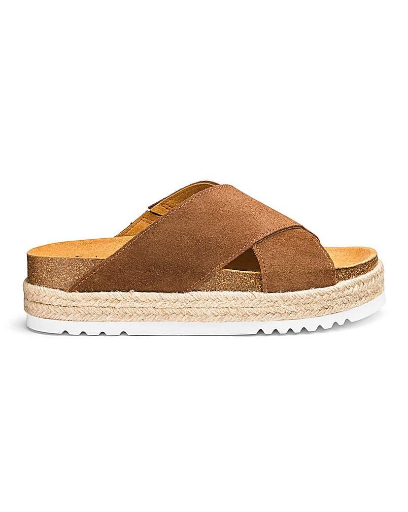 Scholl Scholl Malindy Slider Sandals E Fit