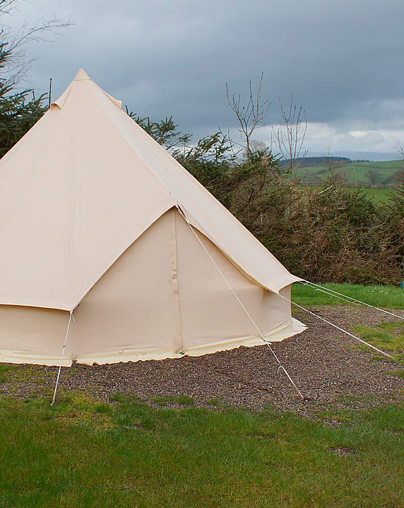 1 Nt Lake District Bell Tent Glamping