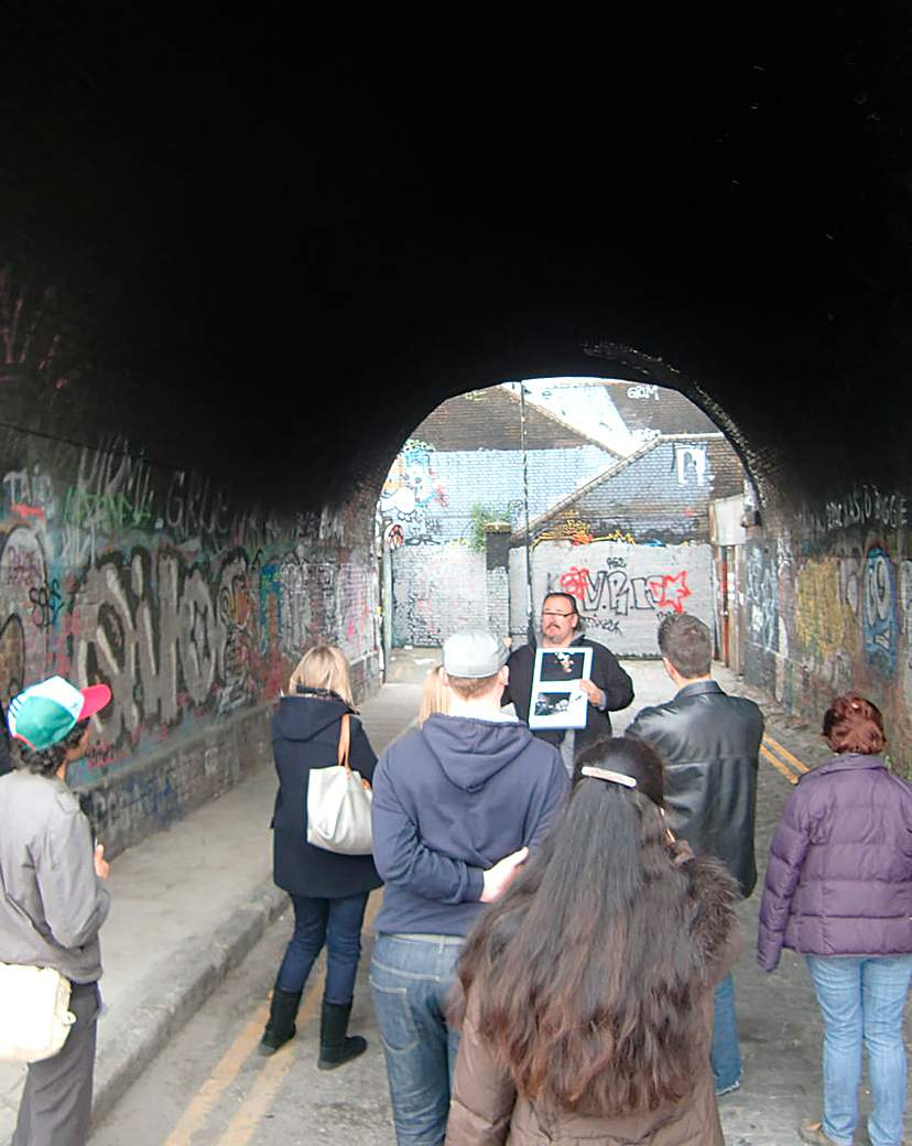 Image of Gangster London Walking Tour for Two
