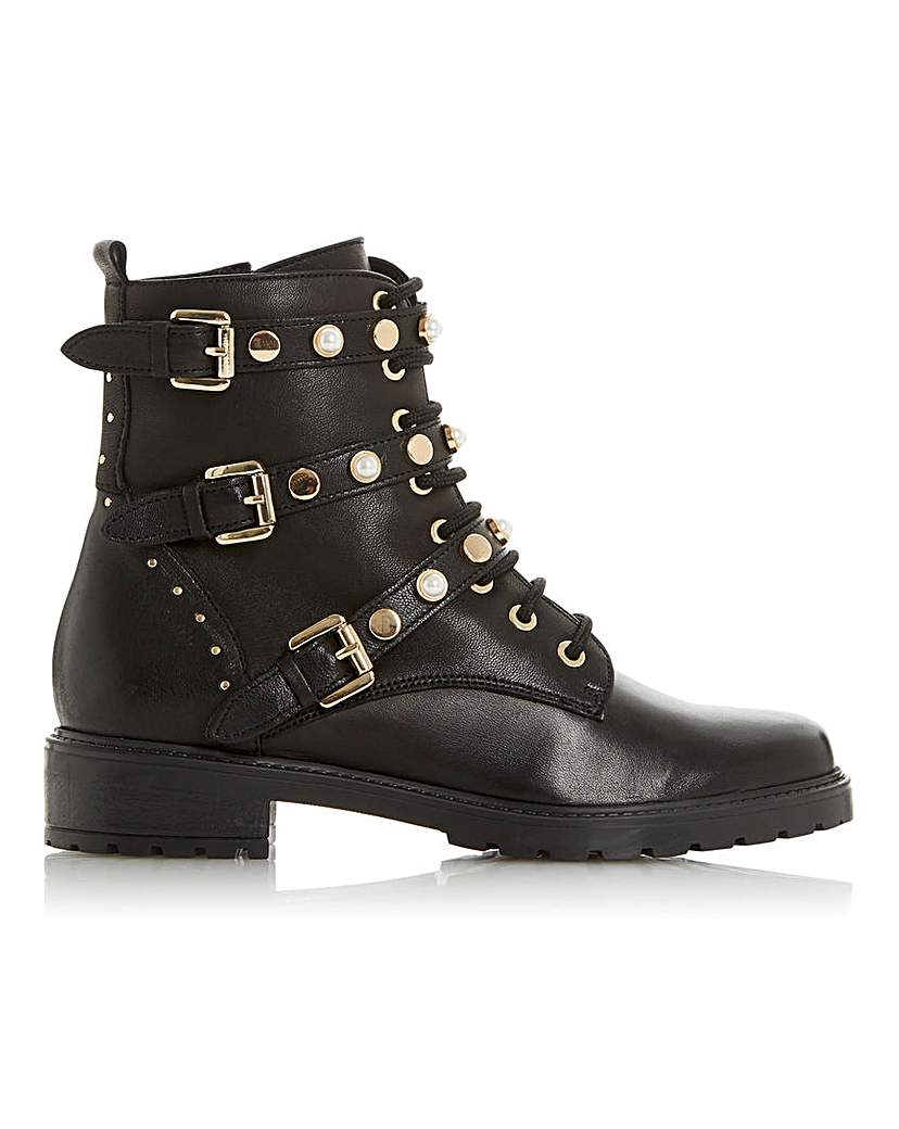 Dune Dune Ankle Boots Standard Fit