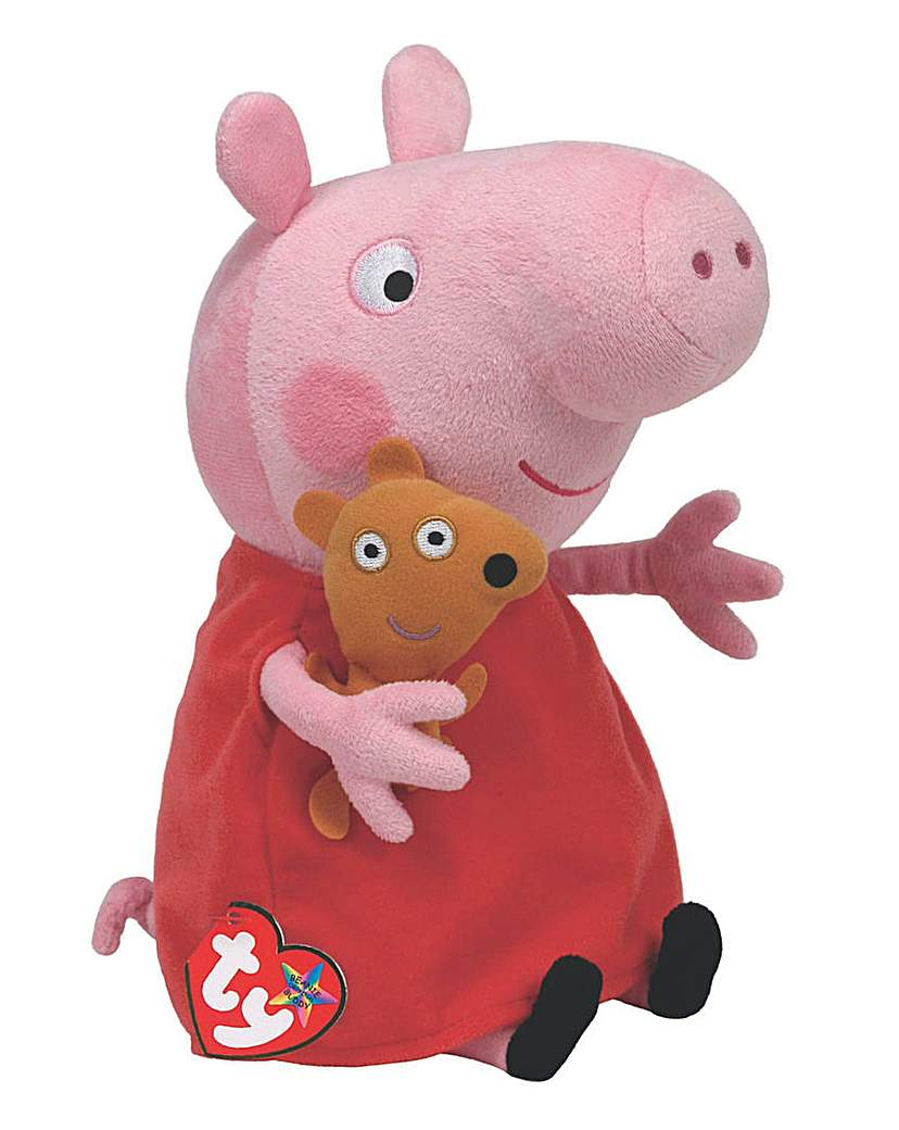 Image of TY Peppa Pig Buddy