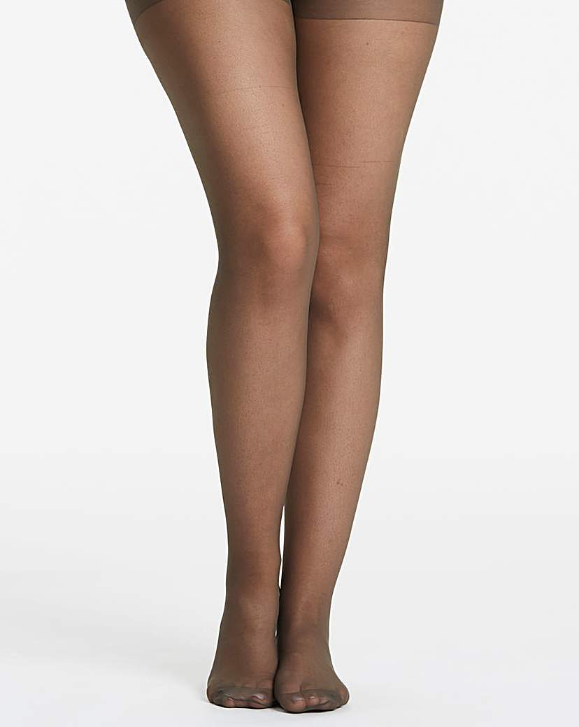 Pretty Polly Pretty Polly Curves 3Pk Tights
