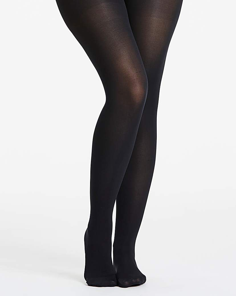 Pretty Polly Pretty Polly Curves Opaque Tights