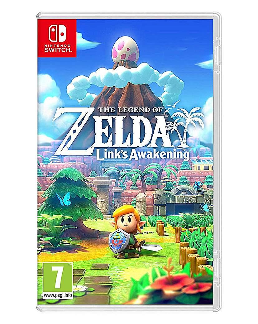Legend of Zelda: Link's Awakening-Switch