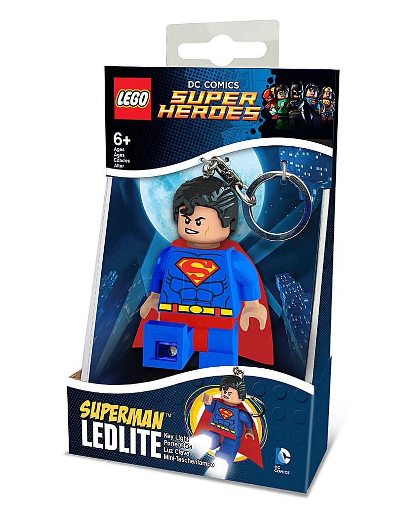 Image of LEGO DC Superheroes Superman Key Light
