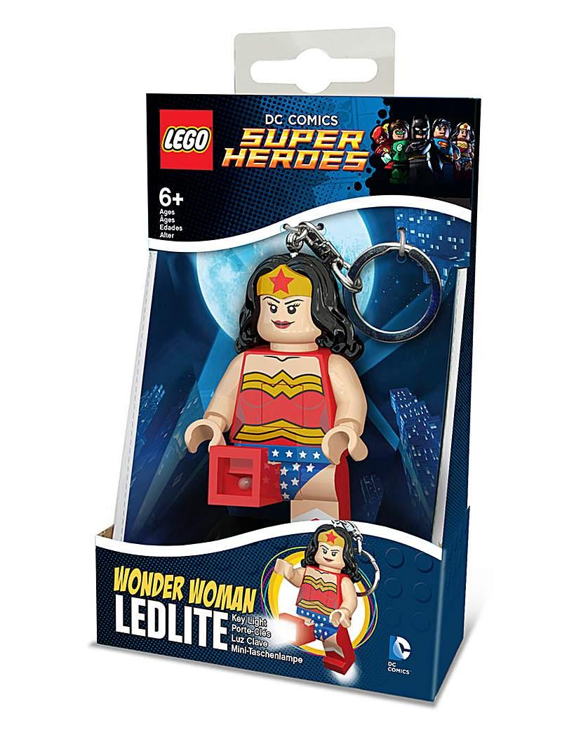 Image of LEGO DC Superheroes Wonder Woman Light