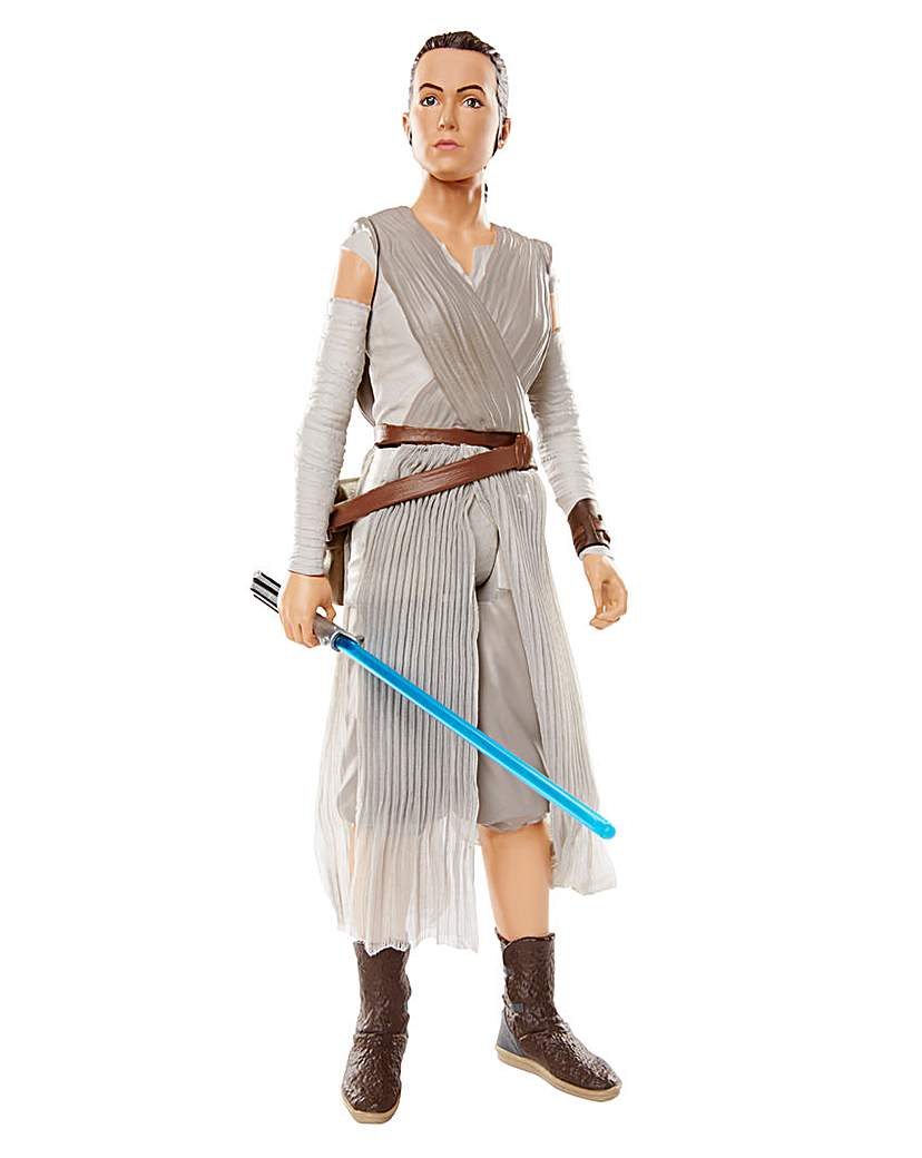 Image of Star Wars Rey 18 Inch Figure